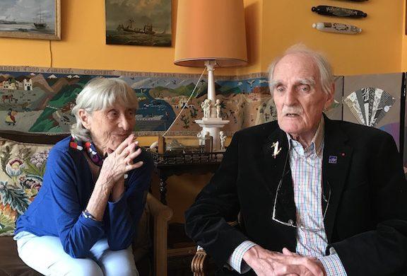 Odešel velký francouzský romanopisec a dobrodruh
