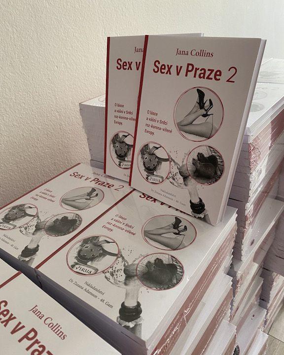 Sex v Praze 2 přijíždí z tiskárny a rozlétává se do světa